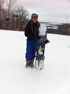 Rita Snowboard