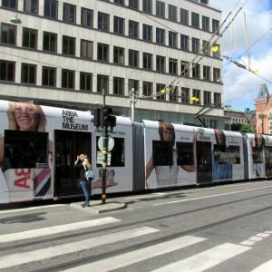 ABBA bus