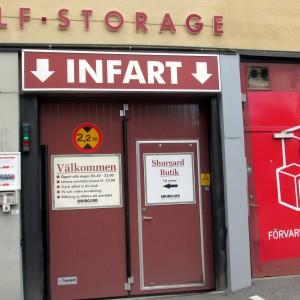 Infart Sign