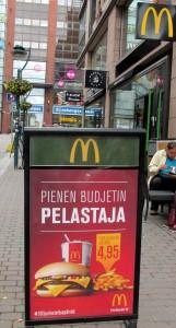 McDonalds Finland