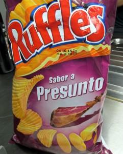 Pruscioto Ruffles