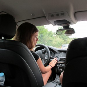 Rita Driving