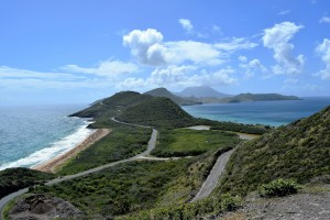 St Kitts Atlantic Caribbean