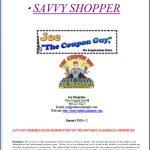 Savvy Shopper 2020